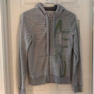 AERO Juniors full zip sweatshirt